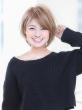 【VIALA 自由が丘】耳かけ×カジュアル .59