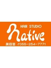 ネイティブ(native)