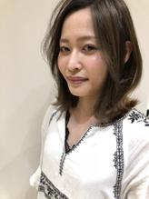 リタッチが目立ちにくいヘアカラー☆.59