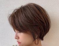 美人に見えるショートヘアまとめました♡前髪、パーマ、カラーでもっとおしゃれに