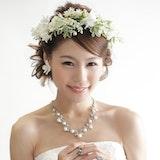 ウェディングドレスは絶対可愛いヘアを合わせたい♡特別な日を飾るスタイル集