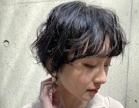 黒髪のゆるパーマが超絶かわいい♡ナチュラルなこなれ感で好感度も急上昇
