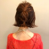 寝癖のとれない髪に慌てないで!忙しい朝も『巻く』&『結ぶ』でキュートなおでかけヘアが完成♡