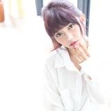 ポニーテール×冬アイテムで高まる女子力!寒い季節のまとめ髪カタログ♡