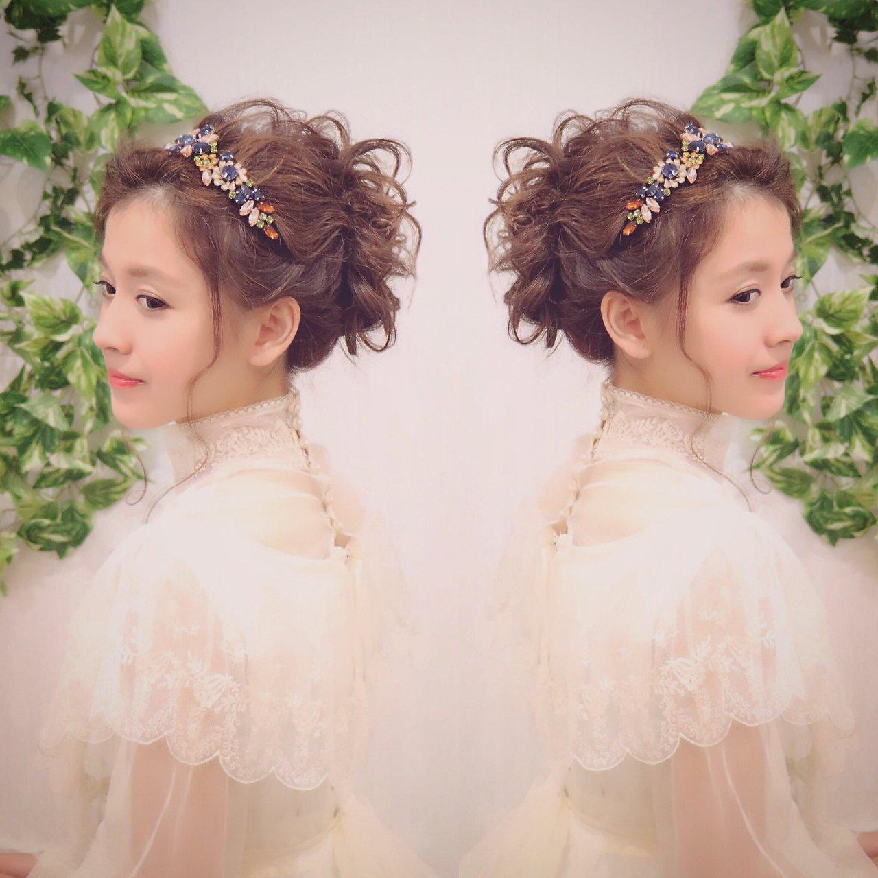 あなたが主役のウェディング♡【挙式スタイル別・世界一の花嫁になるための髪型】