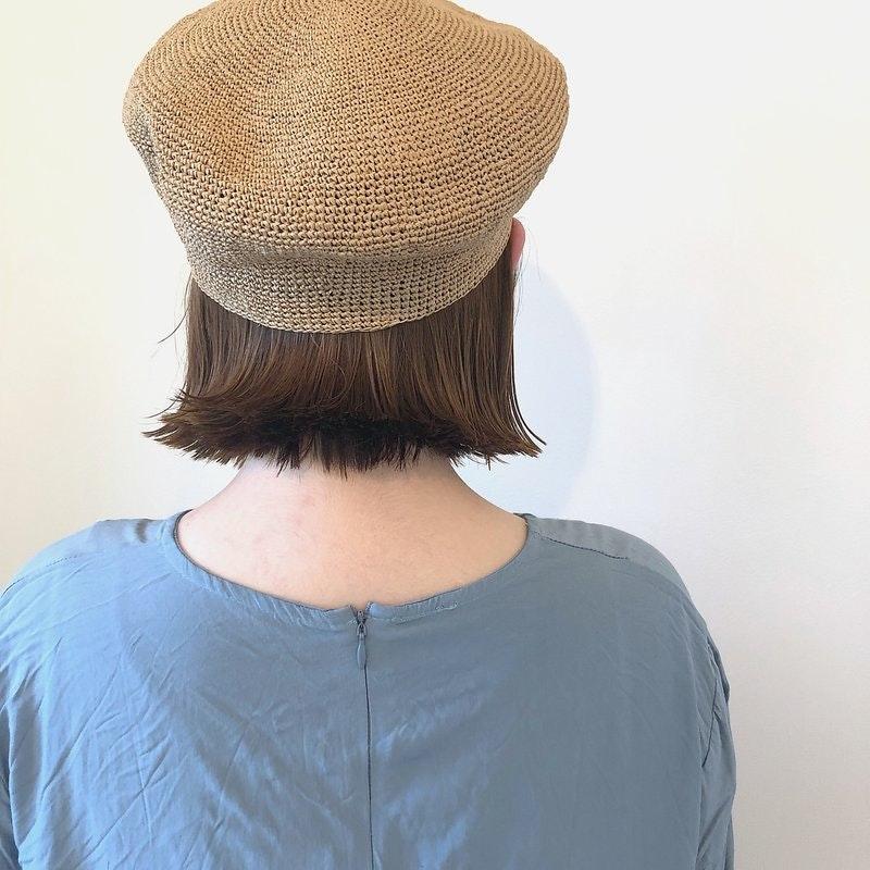 キャップや帽子が似合う髪型とは?テクニックをマスターして、ワンランク上のおしゃれさんに♡のサムネイル画像