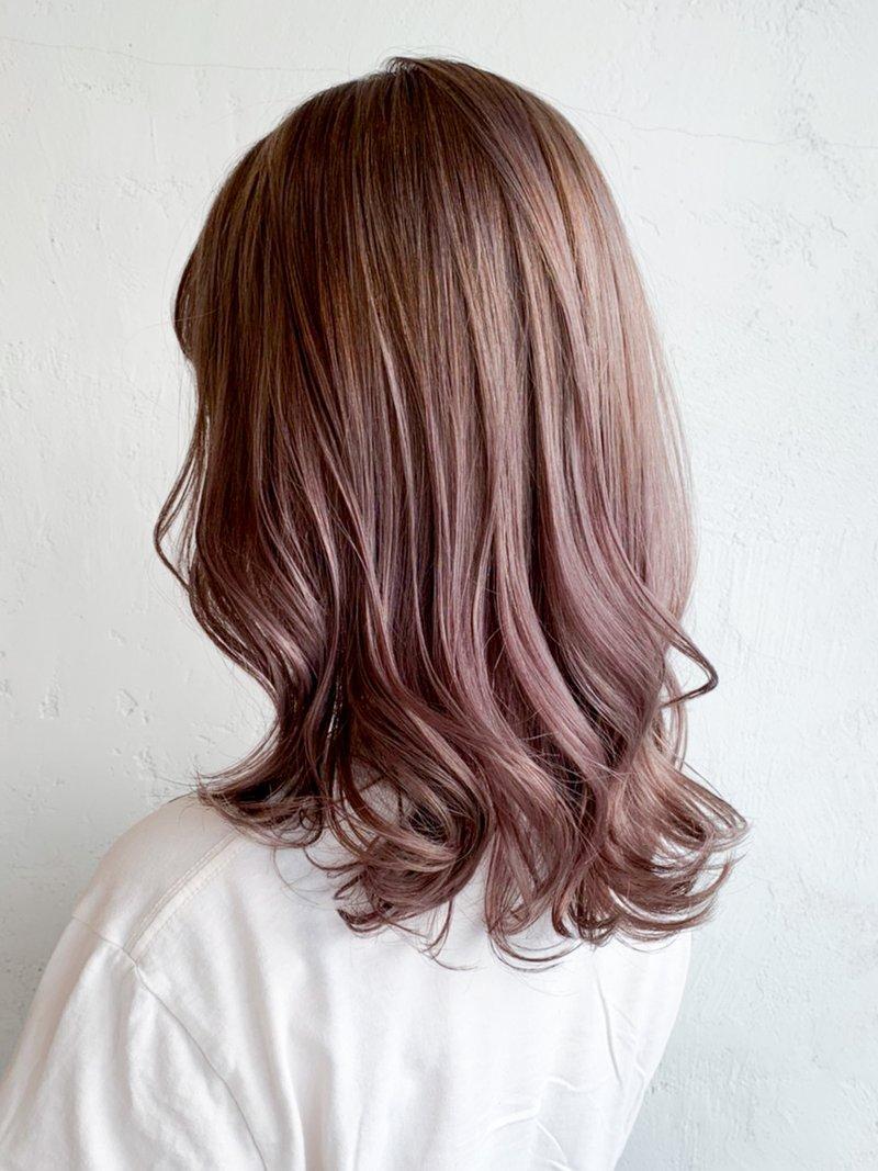 ピンクな髪色にしてみたい!明るめから暗めまで、似合わせモテカラーを見つけよ♡