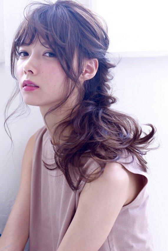 くるりんぱが叶える可愛い魔法の髪型♡こなれ感のあるヘアアレンジ16選