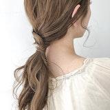 直毛のストレートヘアでできる♡オシャレでかわいいヘアアレンジ特集