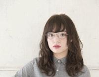 メガネは似合わない…なんてもったいない!おしゃれスタイルを顔型別に紹介♡