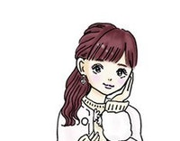 あなたはどのタイプ?大石蘭の『スイーツ女子図鑑』から見つかる、理想の髪型♡