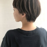 伸ばしかけのショートヘアもかわいく変身♡好印象なこなれショートに生まれ変わろう