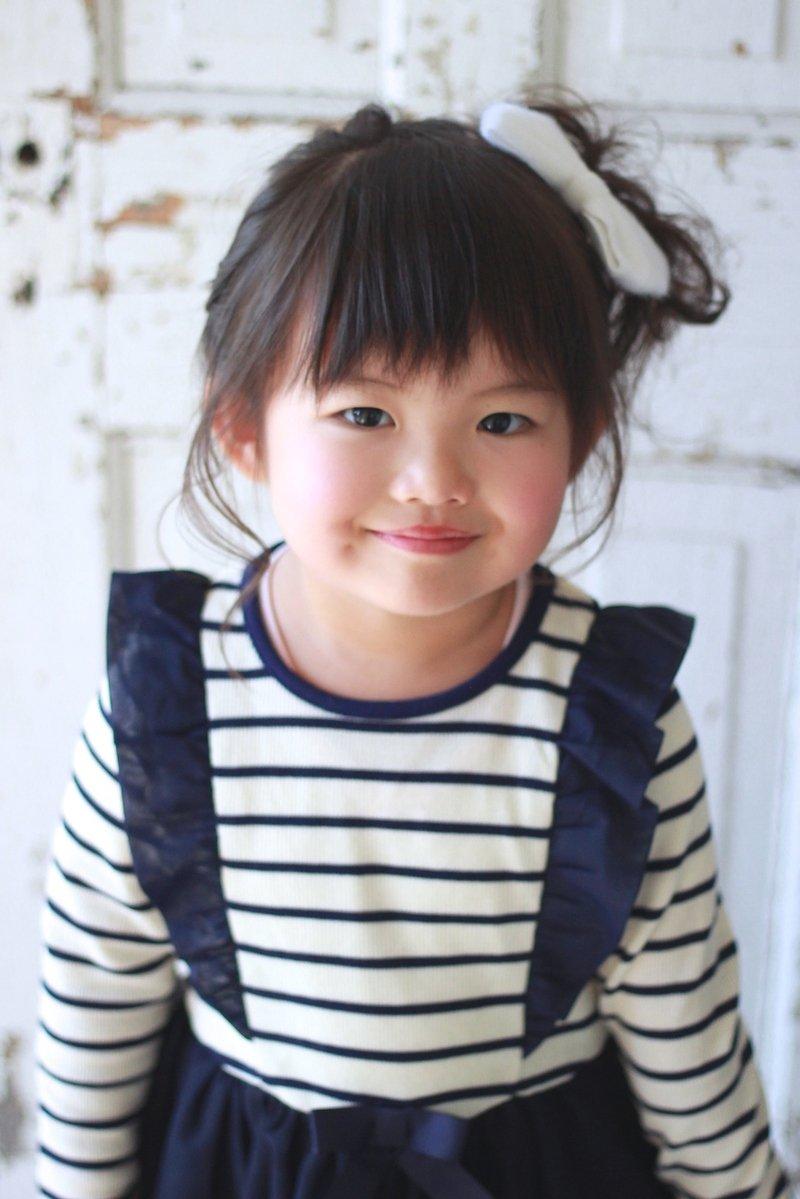 子供のための簡単ヘアアレンジ特集♪お花や巻き髪でシチュエーション別に可愛く!