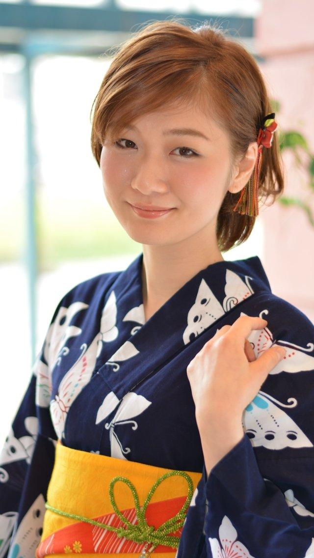 着物にぴったりな髪型【ショートヘア編】★短くても華やかに仕上がるヘアアレンジ集
