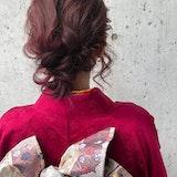 《お正月の大人上品なまとめ髪》着物に映えるヘアアレンジでワンランク上の素敵女子に♡