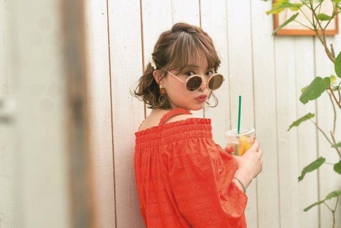 【ショートボブさん向け】頑張りすぎないが可愛い★簡単ナチュラルアレンジのサムネイル画像