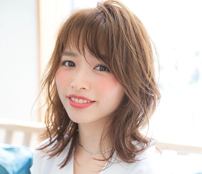 韓国風前髪で定番のシースルーバングスタイル20選♡憧れのオルチャンに近づこう!のサムネイル画像