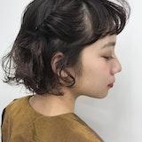 簡単に前髪アレンジ!【伸ばしかけやレングス、顔型別】おしゃバングにする方法って?