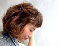 面長さんに似合う髪型を徹底検証!顔型をカバーするかわいいスタイル&ヘアアレンジ