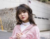 街で見つけたこの春取り入れたいピンク&ミントカラーSNAP in TOKYO