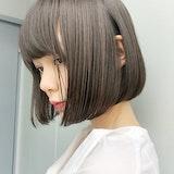 【2021夏】ブリーチなしで垢抜けカラーに!ヘアカラー初心者さん必見、透明感ばっちりの髪色特集