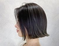 色気も、デキる女感も「ワンレンボブ」で演出!前髪・分け目やカラー別に徹底ご紹介