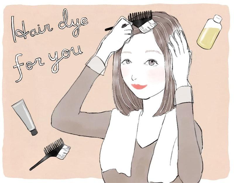 市販の白髪染め選びのポイントは?プロ美容師が実際に染めてみてオススメをご紹介!のサムネイル画像