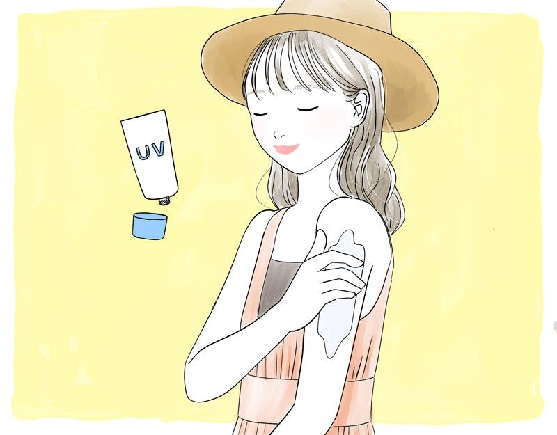 【2021年】おすすめ日焼け止め特集|顔、髪、部位別に紫外線対策!のサムネイル画像
