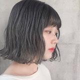 アッシュってどんな髪色?透明感を作る、魅惑のヘアカラースタイル【2021】