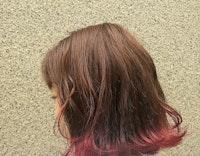 【2021】裾カラーで簡単イメチェン!自分らしく垢抜ける毛先染めスタイル特集