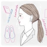 インターンに参加する際の女子の髪型は?就活で好印象を残す髪色・前髪も解説