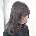 ☆グレージュ☆ミディアム【SALOWIN 原宿】