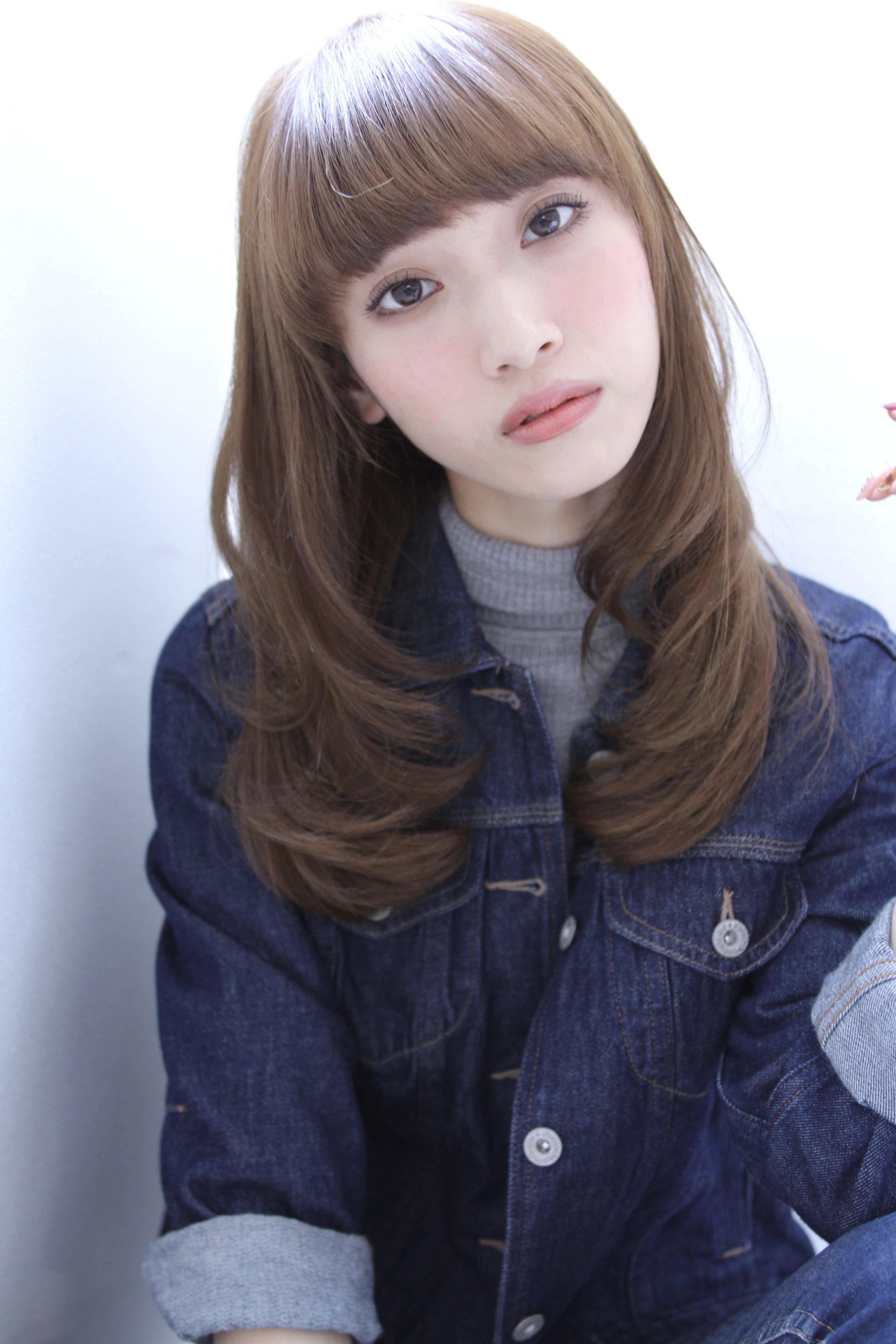 【Rose】ノーブル×ワンカール×セミロング☆