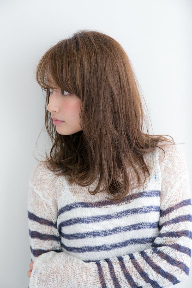 【LAILY】エフォートレスハニーヘアくびれミディ(大隣正佳)