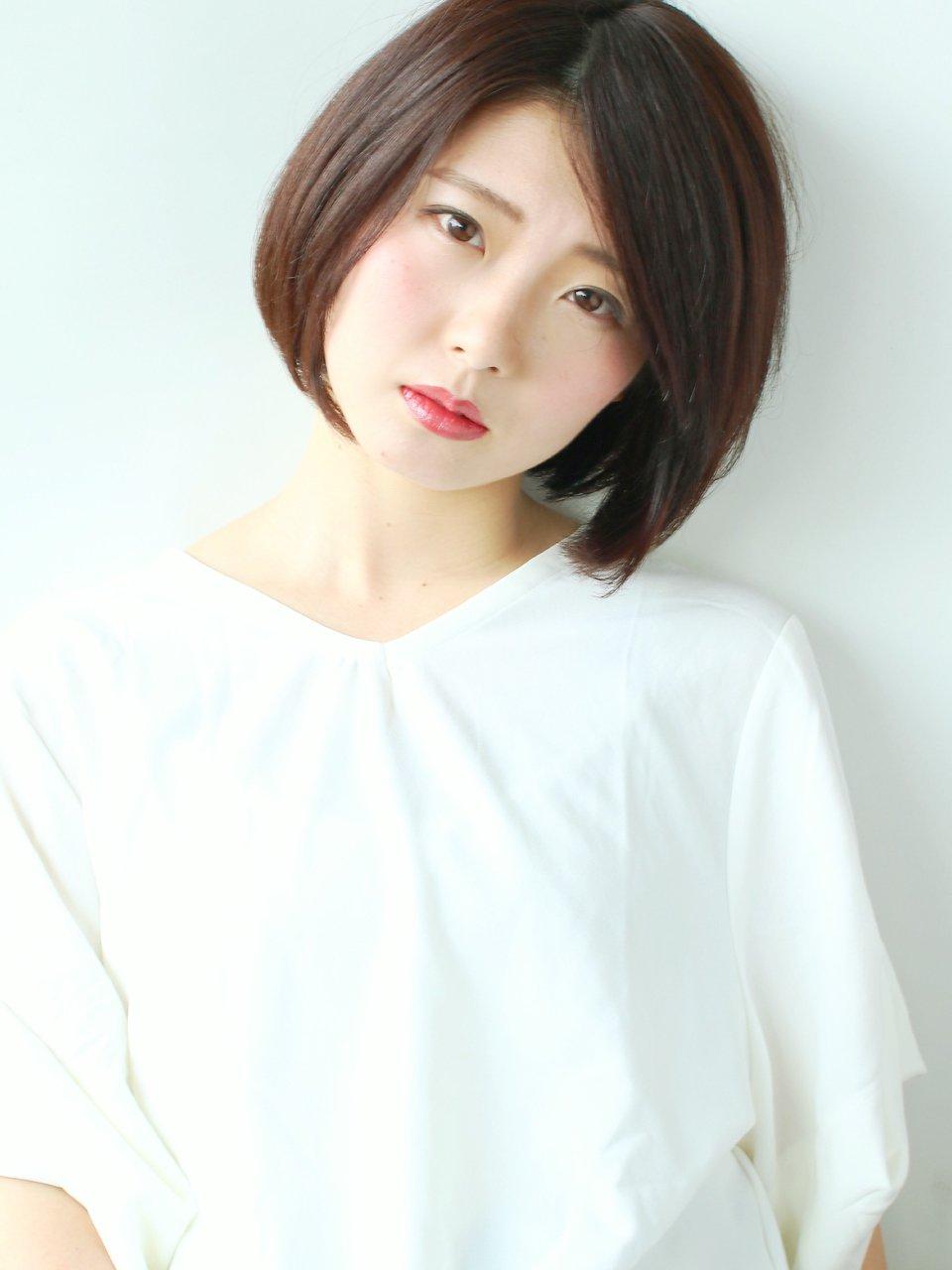 【morio成増/ムラマツ】大人 小顔 ショートボブ 人気  オススメ