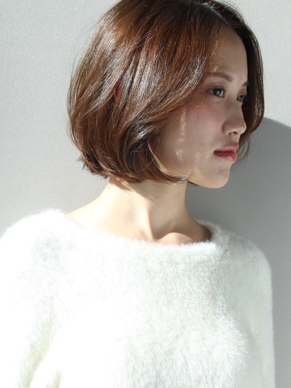 【morio成増/ムラマツ】大人 小顔 ショートボブ 人気 30代 40代