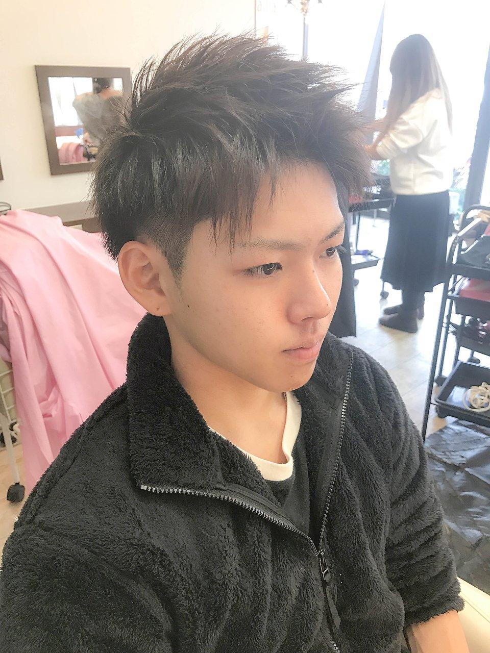 中学生 男子 髪型 【2021最新】悩める中学生男子の願いをすべてかなえる、おすすめヘア...
