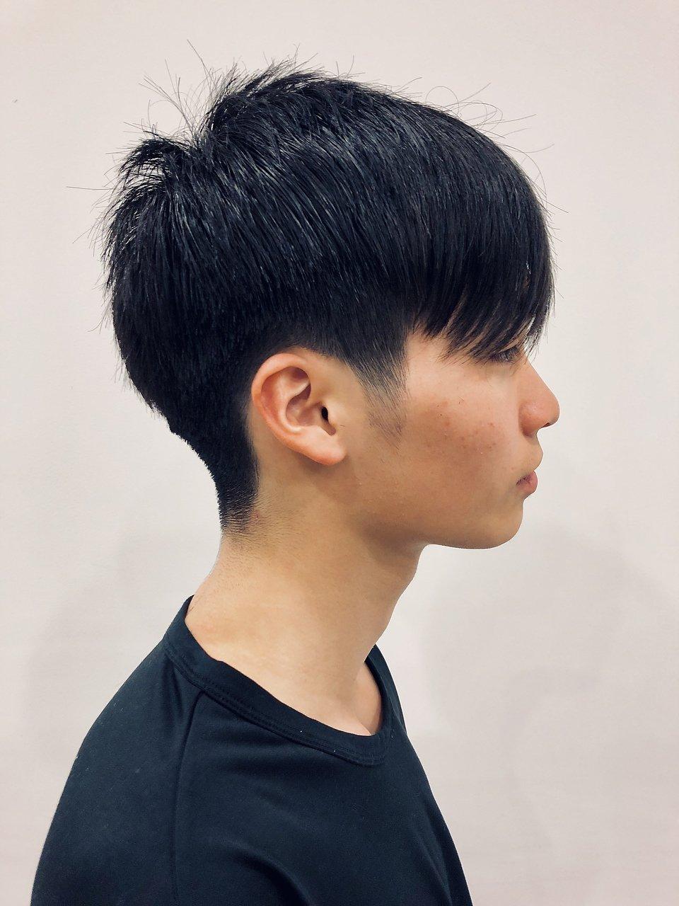 中学生 男子 髪型 中学生男子におススメの髪型♪ -