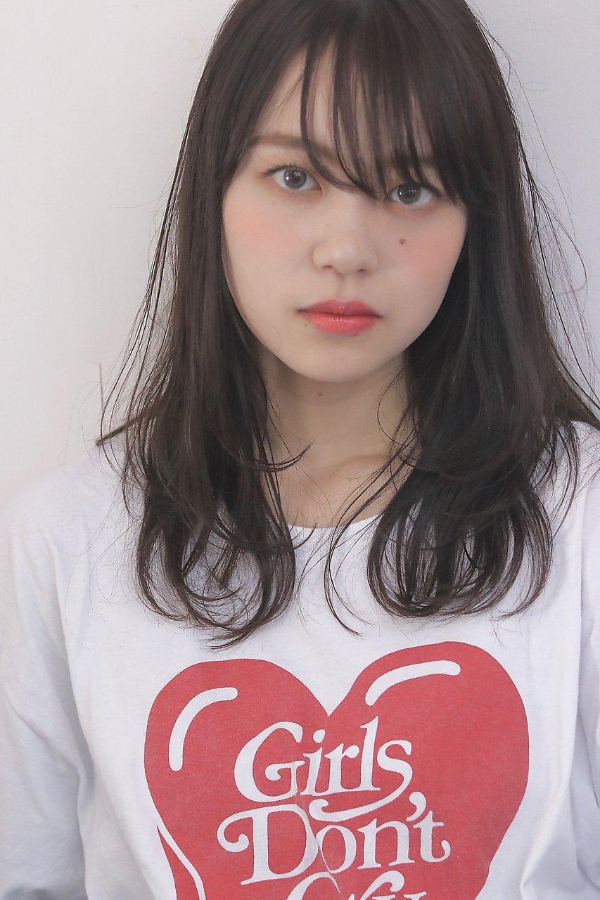 kico☆ヘルシーレイヤー×ブルージュ×大人かわいいヘアカタ