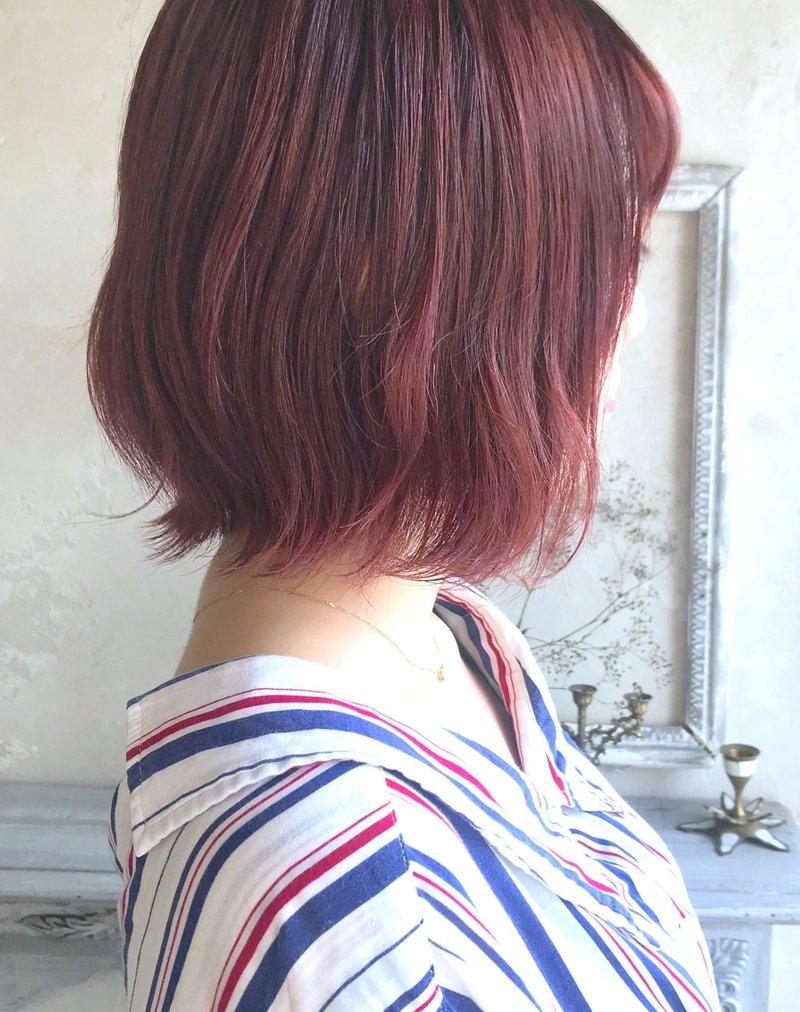 きりっぱ【cherry red】