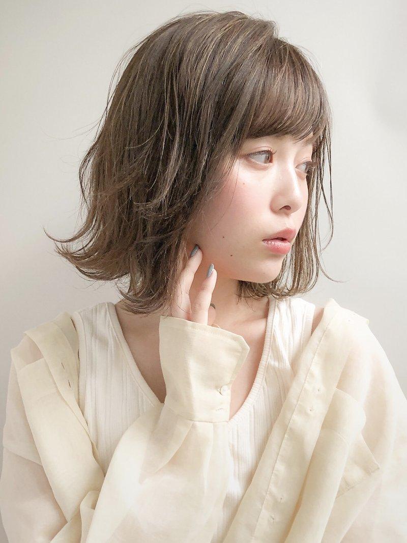 【MINX清水】大人かわいい フェミニンボブ