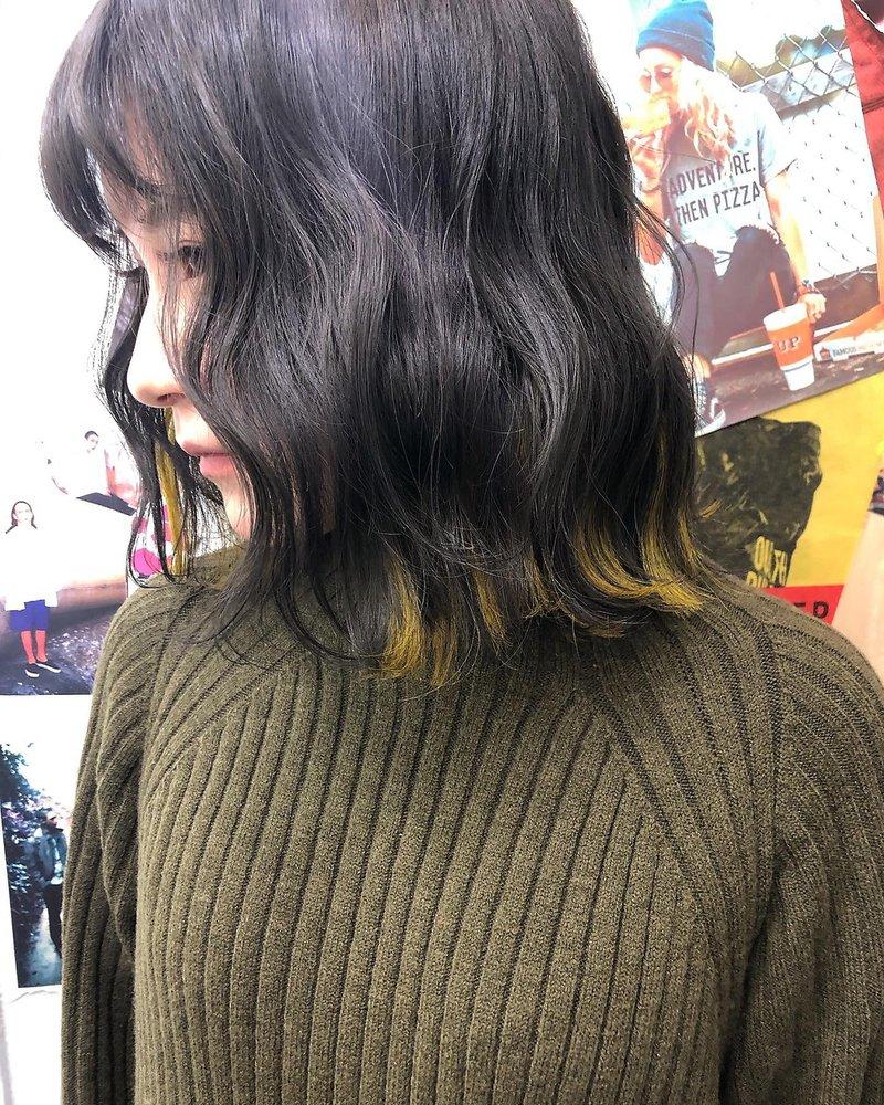 tlony渋谷hori  シールエクステインナーカラー