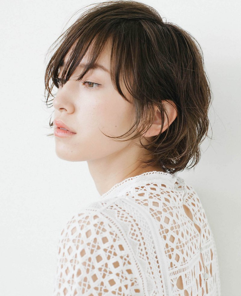 Baco. 2016 S/S collection【clear feminity】