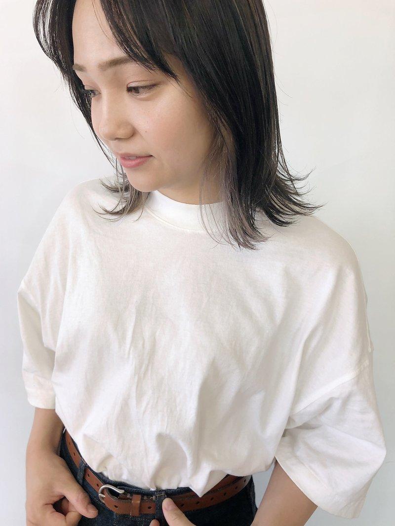 LA PENSEE beige 黒田 /milk beige ハイライト