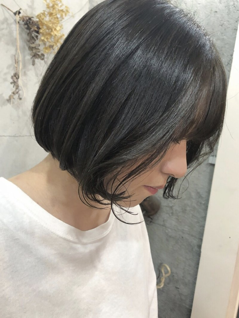 [ethica_南船場]  Guest snap collection 79[ミニボブ]