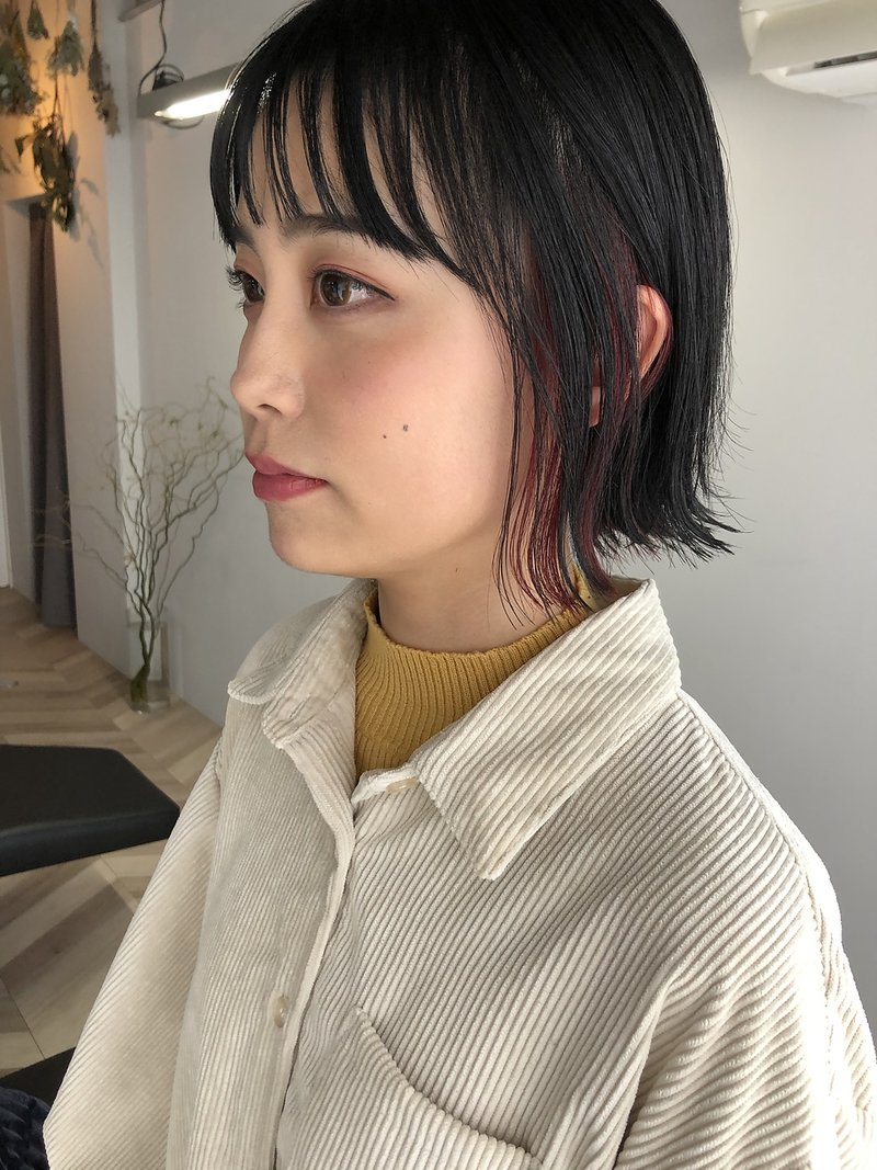【room 和枝】カシスインナー【塩尻 長野】