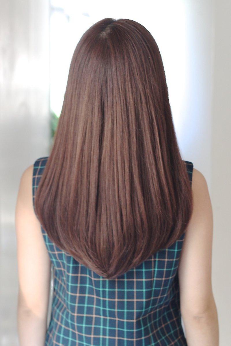 ERI★ズボラさん大歓迎髪質改善丸みのある縮毛矯正梅雨汗も◎