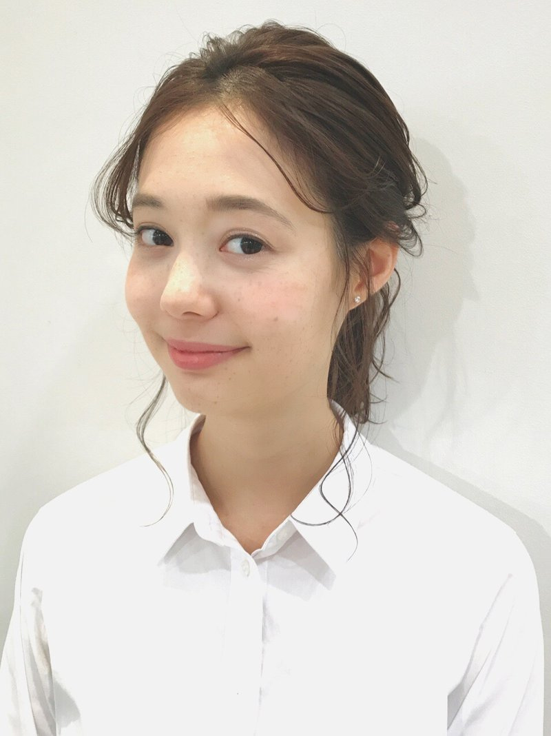 【neolive tiaLa/下北沢】簡単アレンジ♪シンプルポニー