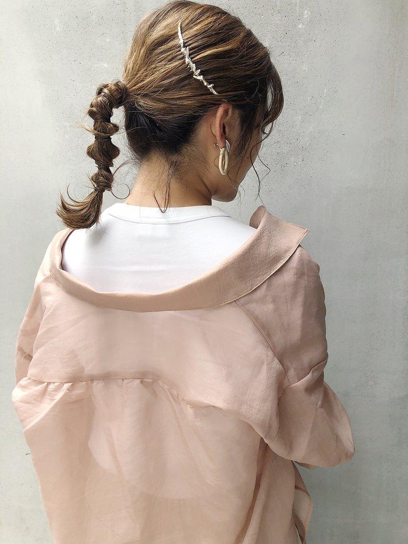 【dill】hair arrange 2