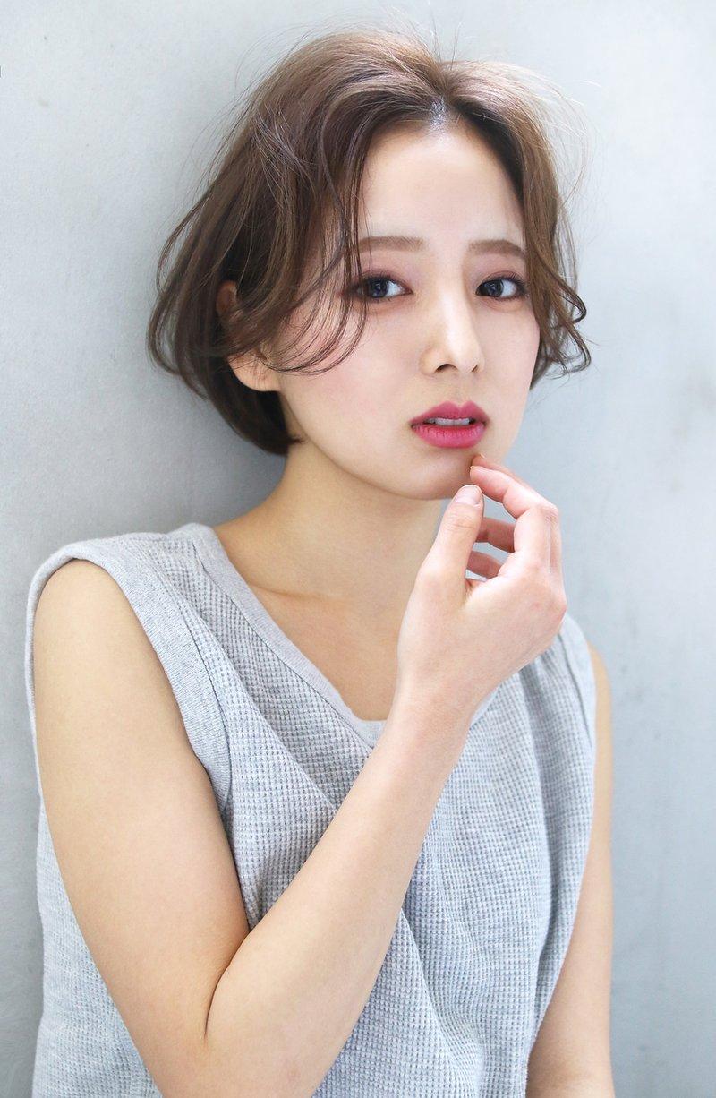 【ROSE/新大宮】小顔/センターパート/センシュアルショートak